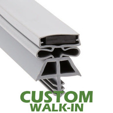 Profile 180 - Custom Walk-in Door Gasket