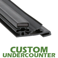 Profile 852 - Custom Undercounter Door Gasket