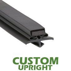 Profile 016 - Custom Upright Door Gasket
