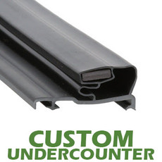 Profile 290 - Custom Undercounter Door Gasket