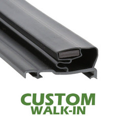Profile 290 - Custom Walk-in Door Gasket