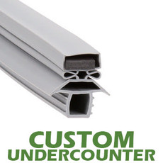 Profile 691 - Custom Undercounter Door Gasket