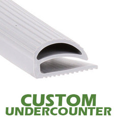 Profile 048 - Custom Undercounter Door Gasket