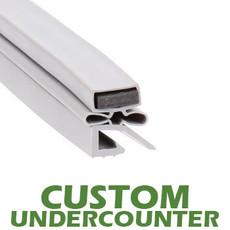 Profile 590 - Custom Undercounter Door Gasket