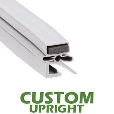 Profile 590 - Custom Upright Door Gasket