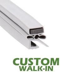 Profile 590 - Custom Walk-in Door Gasket