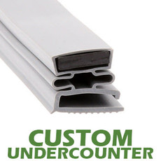 Profile 494 - Custom Undercounter Door Gasket