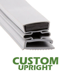 Profile 494 - Custom Upright Door Gasket