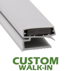 Profile 424 - Custom Walk-in Door Gasket