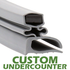 Profile 702 - Custom Undercounter Door Gasket