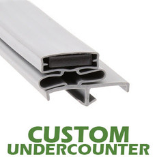 Profile 165 - Custom Undercounter Door Gasket