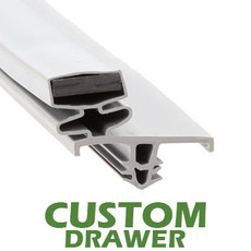 Profile 221 - Custom Drawer Gasket