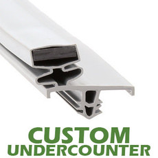 Profile 221 - Custom Undercounter Door Gasket