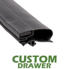 Profile 226 - Custom Drawer Gasket