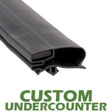 Profile 226 - Custom Undercounter Door Gasket