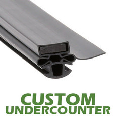 Profile 254 - Custom Undercounter Door Gasket