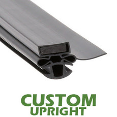 Profile 254 - Custom Upright Door Gasket