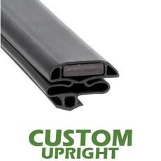 Profile 632 - Custom Upright Door Gasket