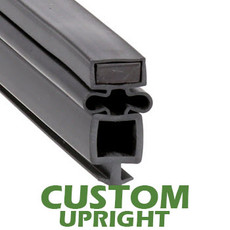 Profile 959 - Custom Upright Door Gasket