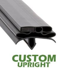 Profile 582 - Custom Upright Door Gasket