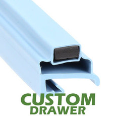 Profile 770 - Custom Drawer Gasket