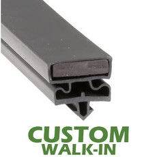 Profile 548 - Custom Walk-in Door Gasket