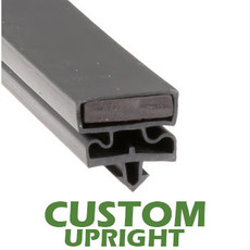 Profile 548 - Custom Upright Door Gasket