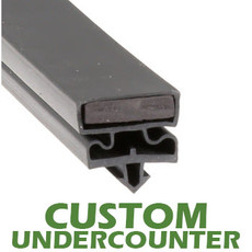 Profile 548 - Custom Undercounter Door Gasket
