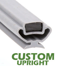 Profile 829 - Custom Upright Door Gasket