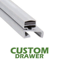 Profile 306 - Custom Drawer Gasket