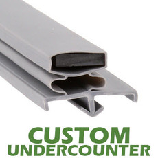 Profile 169 - Custom Undercounter Door Gasket