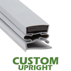 Profile 495 - Custom Upright Door Gasket
