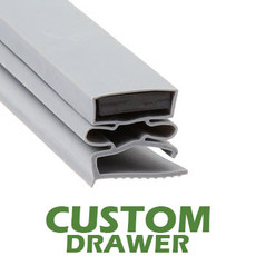 Profile 495 - Custom Drawer Gasket