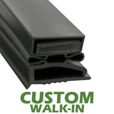 Profile 496 - Custom Walk-in Door Gasket