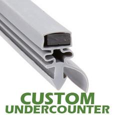 Profile 834 - Custom Undercounter Door Gasket