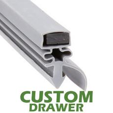 Profile 834 - Custom Drawer Gasket