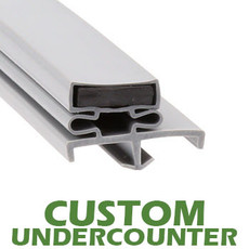 Profile 168 - Custom Undercounter Door Gasket