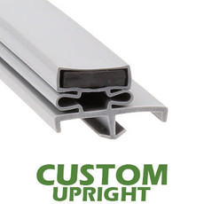 Profile 168 - Custom Upright Door Gasket