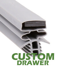 Profile 893 - Custom Drawer Gasket