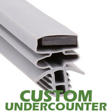 Profile 893 - Custom Undercounter Door Gasket
