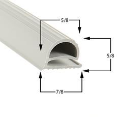 Profile 049 - Custom Upright Door Gasket