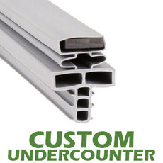 Profile 715 - Custom Undercounter Door Gasket