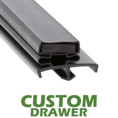 Profile 167 - Custom Drawer Gasket