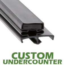 Profile 167 - Custom Undercounter Door Gasket