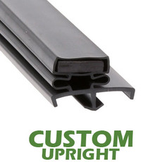 Profile 167 - Custom Upright Door Gasket