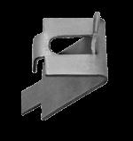 Stainless Steel Pilaster Clip - Kason 0068