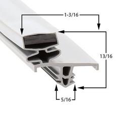Profile 223 - Custom Undercounter Door Gasket