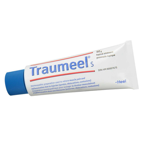 Traumeel, Homeopathic Muscle Pain Relief