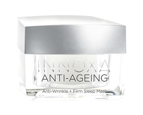 Innoxa Anti-Ageing Anti-Wrinkle + Firm Sleep Mask 50ml