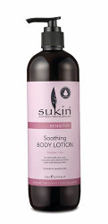 Sukin Sensitive Soothing Body Lotion 500ml